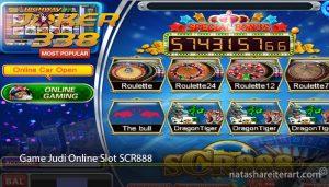 Game Judi Online Slot SCR888